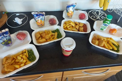 Mum praises Asda for huge selection of 4 free kids' meals after spending £1.30