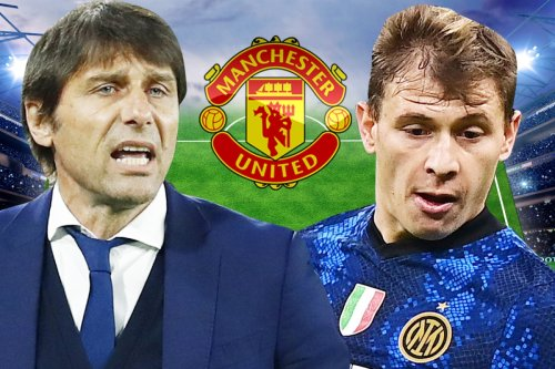 How Man Utd could line-up under Conte including snatching Alonso and Barella