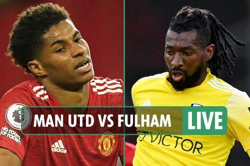 Man Utd vs Fulham: Live stream, TV channel, team news, kick-off time