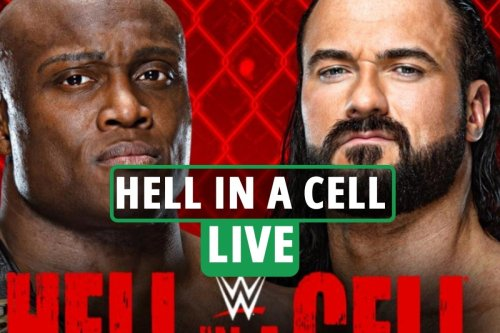 WWE Hell In A Cell RESULTS: McIntyre suffers heartbreaking loss to Lashley