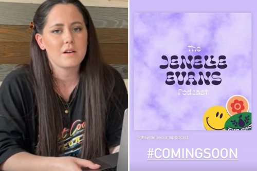 Teen Mom Jenelle Evans mocked for 'having no skills' after launching new podcast