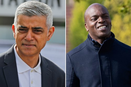 Khan's lead over Bailey closes as race to be London Mayor tightens