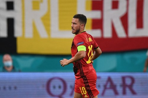 Yaya Toure claims Eden Hazard is so good and difficult to get off ball because of Belgium star's big BUM