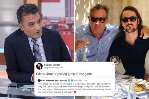 Piers Morgan's son reveals secret feud with GMB guest host Adil Ray