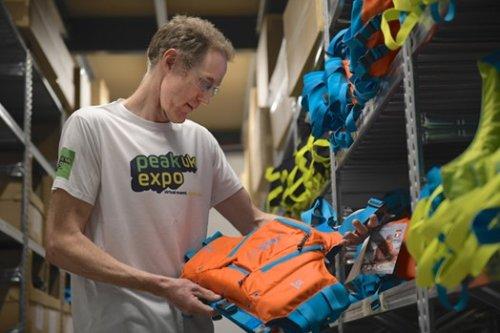Karren Brady meets the boss of the kayaking company behind Team GB's revolutionary kit