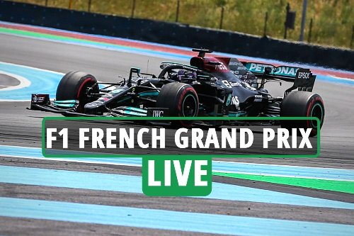 F1 French Grand Prix LIVE RESULTS: Latest updates ahead of qualifying