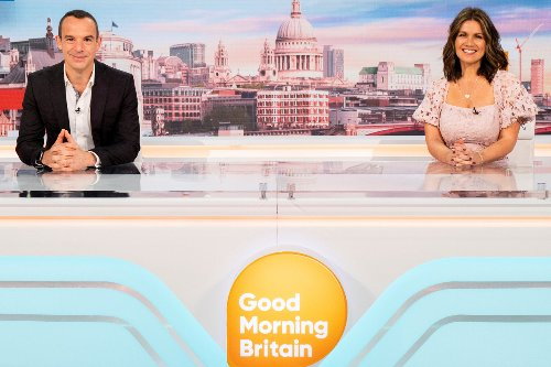 Martin Lewis takes Piers Morgan's GMB job as he joins Susanna Reid as co-host
