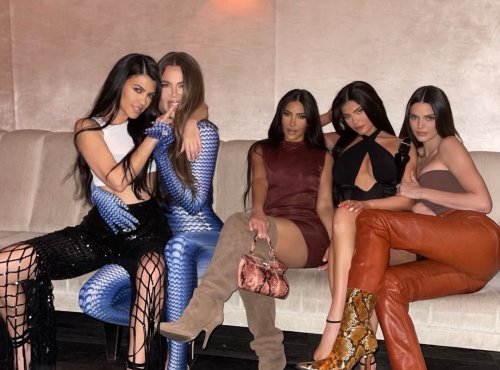 Kim Kardashian reunites with sisters Khloe, Kourtney, Kendall & Kylie Jenner