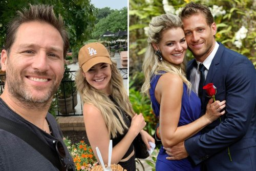 The Bachelor's Juan Pablo reunites with Nikki as fans beg exes to 'get together'