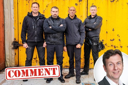 The relentless woke brigade have turned SAS: Who Dares Wins into Who Shares Wins