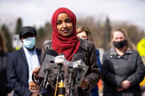 Ilhan Omar compares America to Taliban and Hamas terror groups