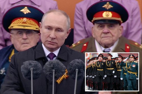 Shameless Putin writes Britain and US out of WW2 role in defeating the Nazis