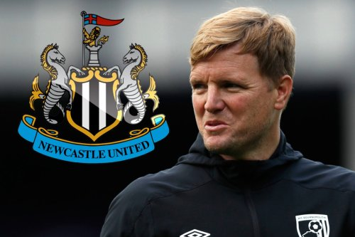 Newcastle in talks with Eddie Howe over becoming new boss after Saudi takeover