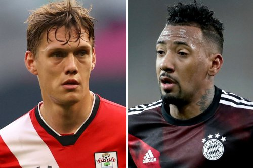 Spurs 'make inquiries about Bayern's Boateng and Southampton's Vestergaard'
