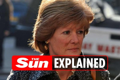 Who is Lady Sarah McCorquodale? Princess Diana's sister and former High Sheriff of Lincolnshire
