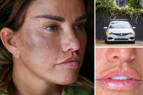 Man arrested on suspicion of assaulting Katie Price is re-bailed by cops