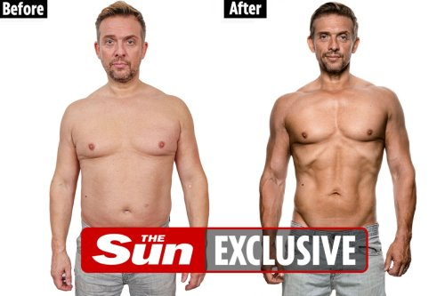 Corrie's Scott Wright reveals incredible body transformation after losing 3.5st