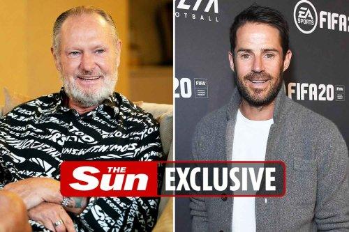 Paul Gascoigne wants I'm a Celeb spot with ex-footie ace Jamie Redknapp