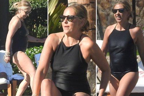 Sarah Michelle Gellar slips into swimsuit to celebrate 44th birthday