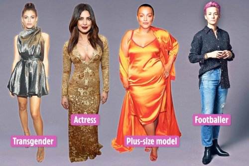 The new diverse faces of Victoria's Secret - from trans woman to plus-size model