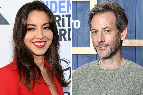 Aubrey Plaza reveals she's married to Jeff Baena as her 'darling husband'