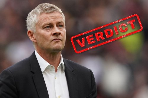 Man Utd have gone flat again and calls for Solskjaer to be sacked are back