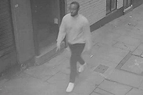 Cops hunt 'sex attacker' after woman cornered in lift and sexually assaulted