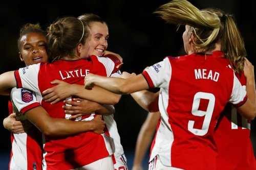 Gunners go top after City suffer their biggest loss in the WSL