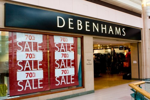 Debenhams sale: Stores to reopen in England and Wales next week for final deals
