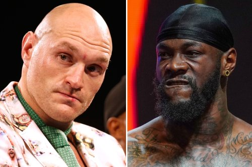 Tyson Fury claims Wilder 'let his family name down' with 'hurtful' cheat claims