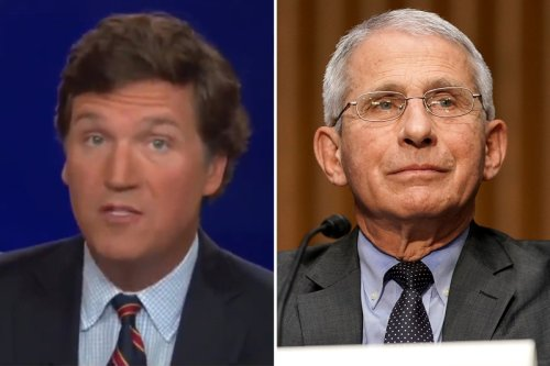 Tucker accuses Fauci of LYING about Covid origins after China 'lab leak' report