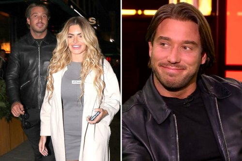 Towie's James Lock admits his feelings for Megan Barton Hanson