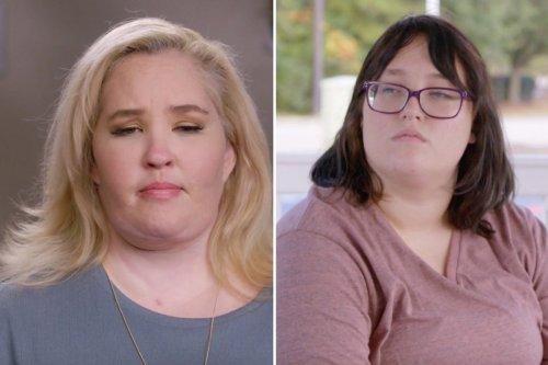 Mama June slammed by Pumpkin for 'not giving a s**t' when abandoning her & Alana