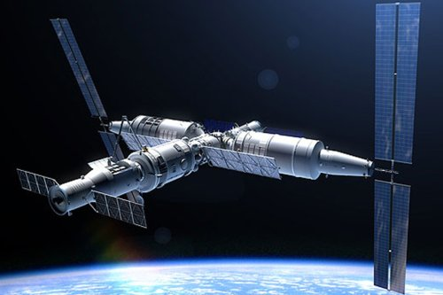 Chinese space station is 'threat to national security', Pentagon chiefs warn