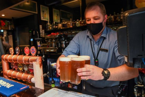 Brits face 30p hike on pint of beer as Rishi Sunak puts up wages for lowest paid