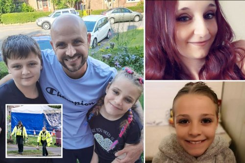 Dad sobs 'I need my babies back' after kids, mum & pal 'murdered' on sleepover