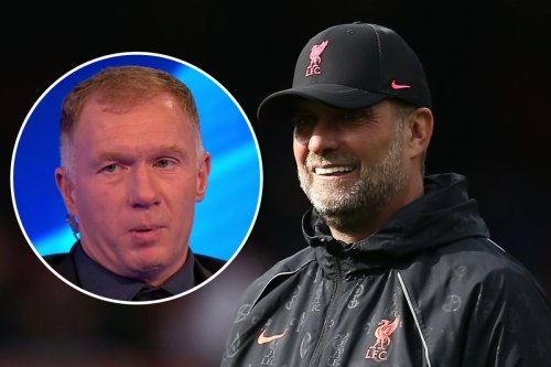 United must listen to Scholes as Liverpool will be relishing clash