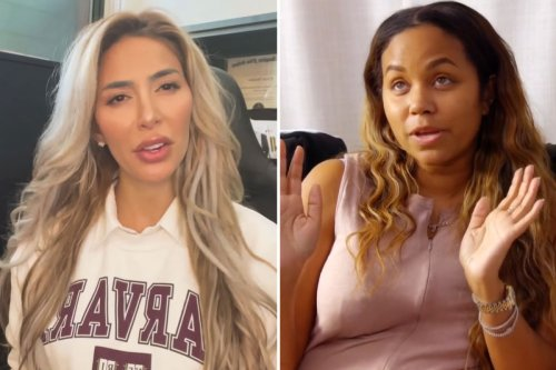 Farrah & Cheyenne got into 'a verbal altercation' while filming spin-off show