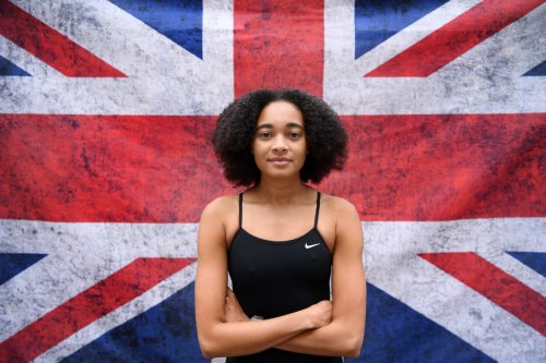 Britain's first black woman Olympic swimmer wants to break racial barrier