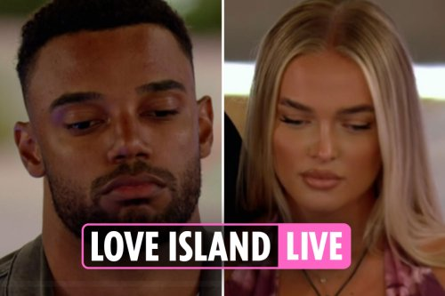 Love Island 2021 LIVE Mary and Tyler saved in brutal dumping