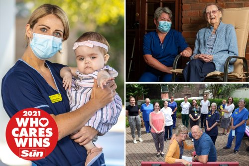 Meet healthcare dream teams that need your vote in Sun's Who Cares Wins Awards