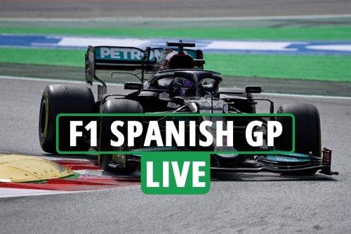 F1 Spanish Grand Prix first practice: Live stream, start time UK, TV channel
