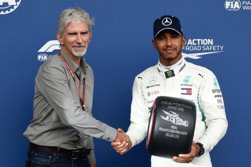Ex-F1 star Damon Hill 'surprised' by Hamilton's radio complaint during US GP