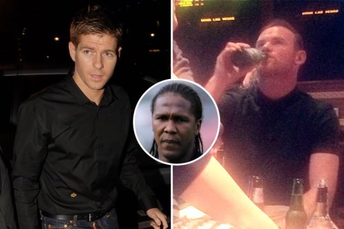 Ex-Wigan ace Rodallega claims he often saw Rooney 'drinking like a madman' and Gerrard 'on a bar dancing shirtless'