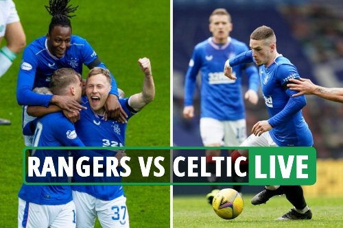 Rangers vs Celtic LIVE: Latest updates from Scottish Cup fourth round match