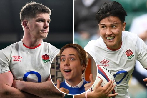 Owen Farrell lifts the lid on his rugby bromance with England star Marcus Smith