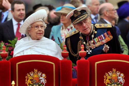 Duke of Edinburgh's insignia: What were Prince Philip's medals for?