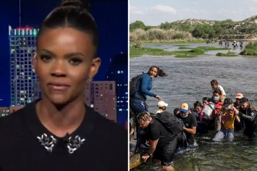 Candace says Dems WANT illegal immigration to 'change demographics & get votes'