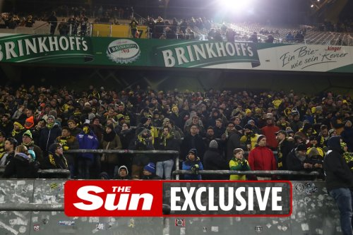 Footie fans will be allowed to stand at top-flight games after 27-year ban