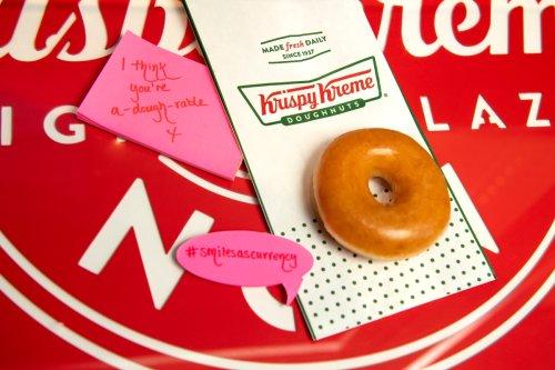 Krispy Kreme is giving away 1million free doughnuts this week - how to get one